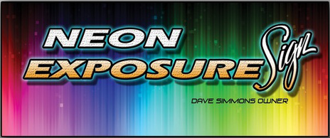Neon Exposure Logo